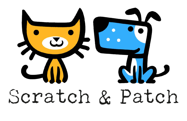 Scratch and Patch Logo
